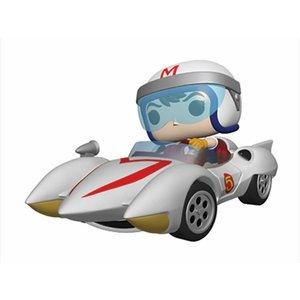 FUNKO Pop! Rides: Speed Racer - Speed with Mach 5