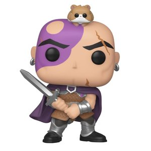 FUNKO Pop! Games: Dungeons and Dragons - Minsc and Boo