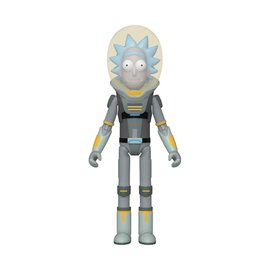 FUNKO Rick and Morty: Space Suit Rick Action Figure