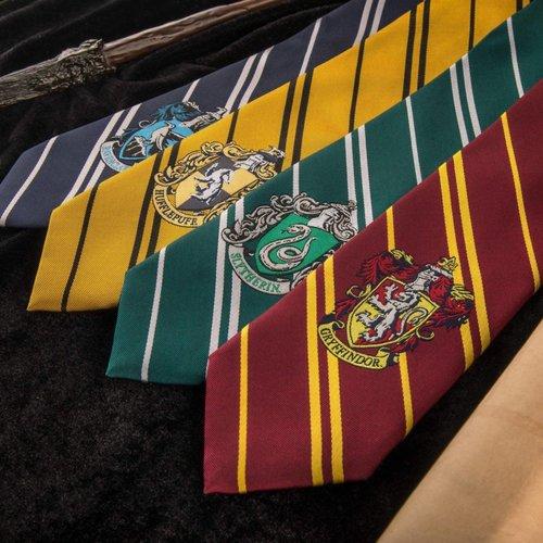 fame bros Harry Potter: Adult Gryffindor Woven Necktie