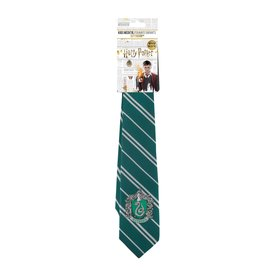 fame bros Harry Potter: Adult Slytherin Woven Necktie