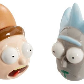 FUNKO Rick and Morty: Rick and Morty Egg Cup Set