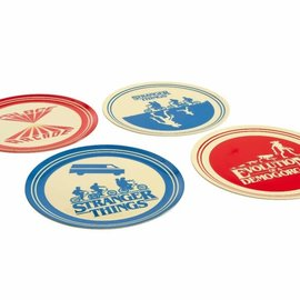 FUNKO Stranger Things: Silhouette Melamine Plate Set