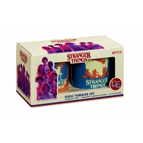 FUNKO Stranger Things: Come Again Soon Tumbler Set