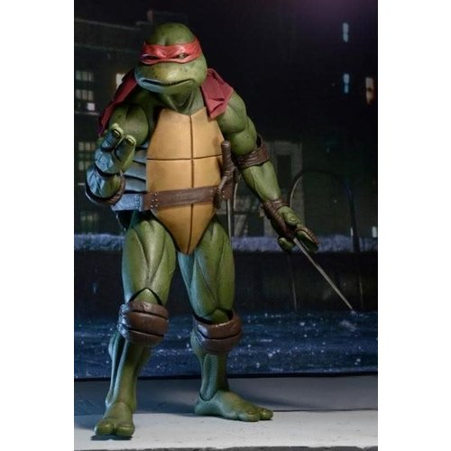 NECA TMNT: 1990 Movie - Raphael 1:4 Scale Figure
