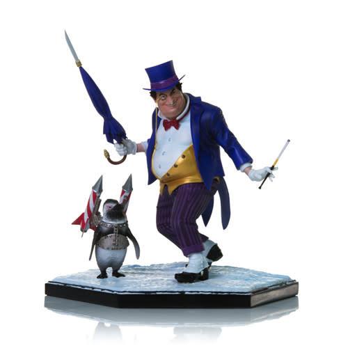 Iron Studios DC Comics: Series 3 - The Penguin 1:10 Scale Statue by Ivan Reis