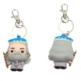 SD Toys Harry Potter: Albus Dumbledore Rubber Keychain