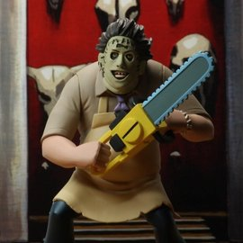 NECA Toony Terrors: Series 2 Leatherface (Texas Chainsaw Massacre)