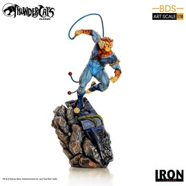 Iron Studios Thundercats: Tygra 1:10 Scale Statue