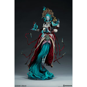 Sideshow Court of the Dead: Ellianastis the Great Oracle Premium Statue