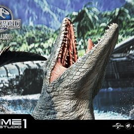 PRIME ONE Jurassic World: Mosasaurus 1:15 Scale Statue