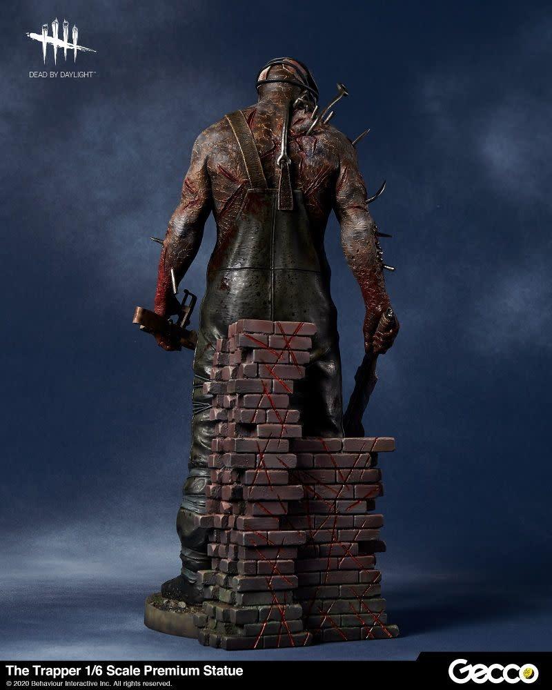 gecco corps Dead By Daylight Trapper 1/6 Premium statue