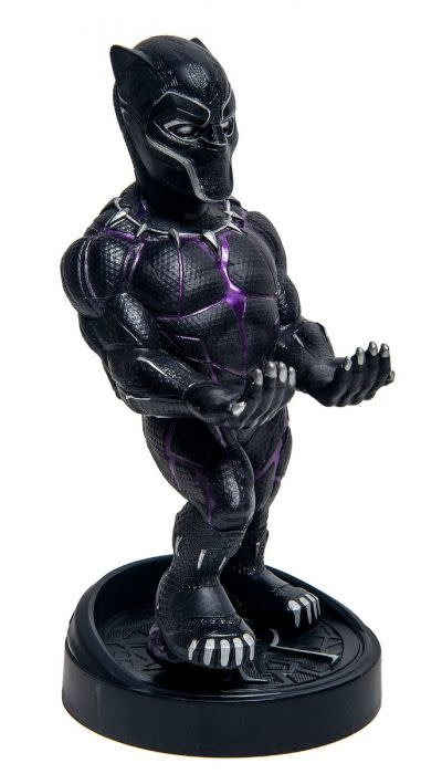 exquise gaming Cable Guy - Marvel Black Panther Phone & Controller Holder