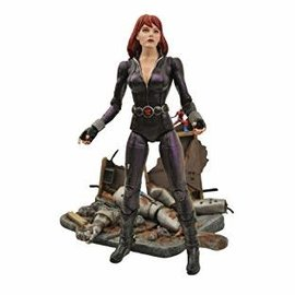 Diamond Direct Marvel Select: Black Widow Action Figure