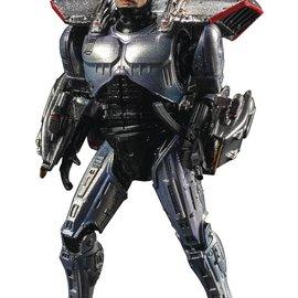 Diamond Direct Robocop 3: Robocop with Jetpack 1:18 Scale Figurine