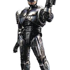 Diamond Direct Robocop 3: Battle Damaged Robocop 1:18 Scale Figurine