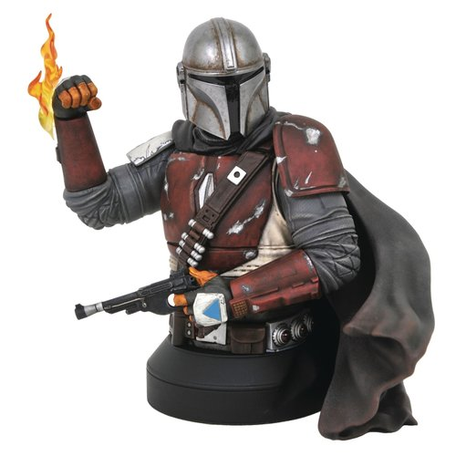 Diamond Direct Star Wars: The Mandalorian MK1 1:6 Scale Bust