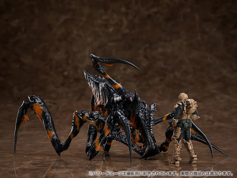 freeing Starship Troopers Traitor of Mars Action Figure - Figma Warrior Bug