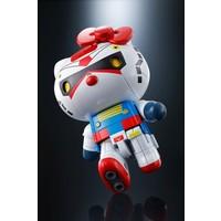 Gundam  Hello  Kitty  Chogokin
