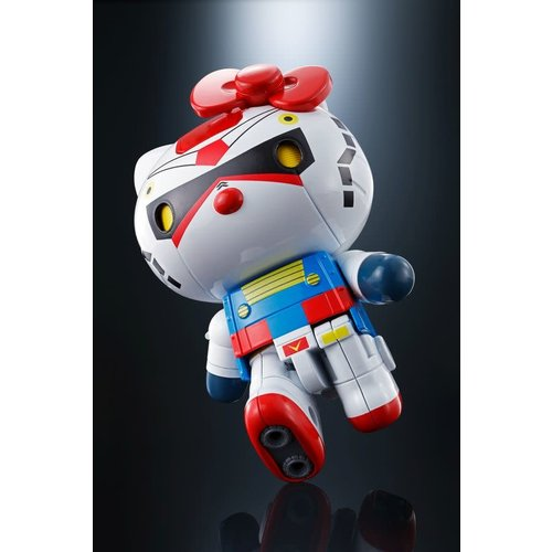 Bandai Gundam  Hello  Kitty  Chogokin