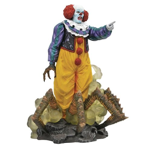 Diamond Direct IT 1990 Gallery: Pennywise PVC Statue