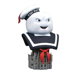 Diamond Direct Ghostbusters: Legends in 3D - Stay Puft 1:2 Scale Bust