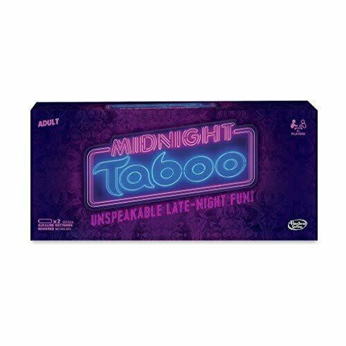HASBRO Hasbro Midnight Taboo Game