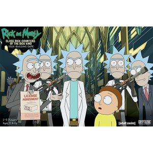 Rick and Morty: Close Rick-Counters of the Rick Kind - Deck-Building Game