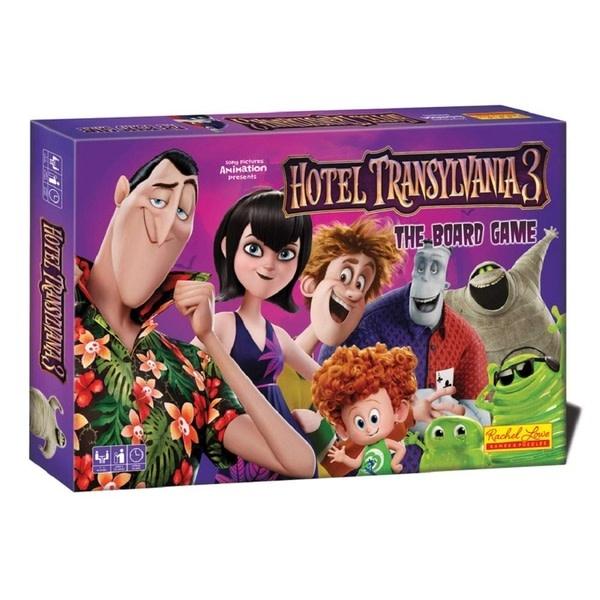 Rachel Lowe Hotel Transylvania 3 Board Game