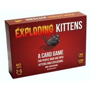 Exploding Kittens Exploding Kittens - Original Edition (Engels)