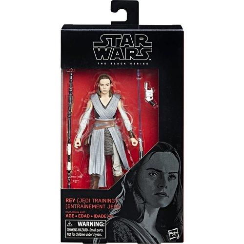 HASBRO Star Wars 6-Inch E7 Black Series Figure - Ray (Jakku)