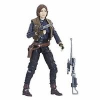 Star Wars Black E7 6 INCH Action Figure Sergeant Jyn Erso (2018) HASBRO TOYS