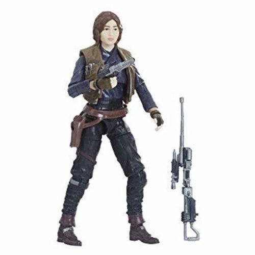 HASBRO Star Wars Black E7 6 INCH Action Figure Sergeant Jyn Erso (2018) HASBRO TOYS