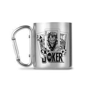 Hole In The Wall DC Comics Joker Carabiner Mug