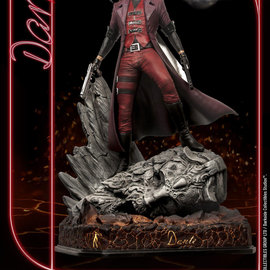darkside collectibles Devil May Cry 1 Dante Premium Statue