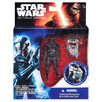 First Order Tie Fighter Pilote Elite Figurine