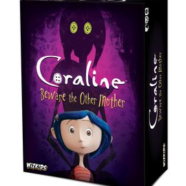 NECA Coraline: Beware the Other Mother Board Game