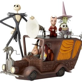 Sideshow Nightmare Before Christmas: Mayor Car Figurine