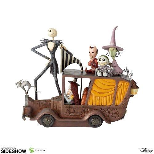 Sideshow Nightmare Before Christmas: Mayor Car Figurine