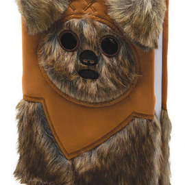 Hole In The Wall Star Wars Ewok Fluffy Premium A5 Notitieboek