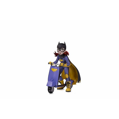 Diamond Direct DC Comics: Artists Alley - Batgirl PVC Figure by Zullo