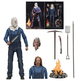 "NECA Friday the 13th – 7"" Scale Action Figure – Ultimate Part 2 Jason"