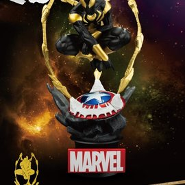 Beast Kingdom Marvel: Iron Spider-Man Comics Version 6 inch PVC Diorama