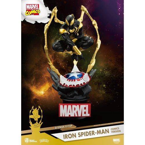 Beast Kingdom Marvel: Iron Spider-Man Comics Version 6 inch PVC Diorama