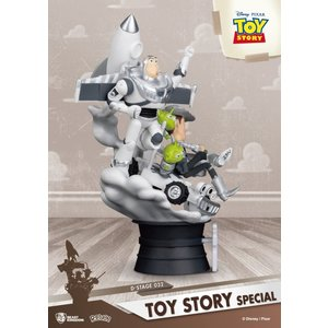 Beast Kingdom Disney: Toy Story 4 - Special Edition PVC Diorama