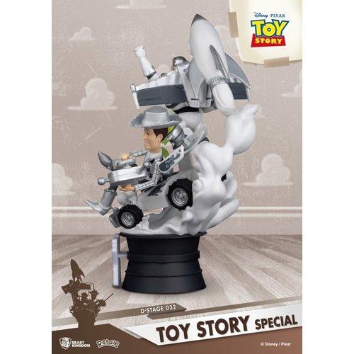 Beast Kingdom Disney: Toy Story 4 - Special Edition PVC Diorama