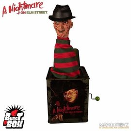 Mezcotoys A Nightmare on Elm Street: Freddy Krueger Burst-a-Box