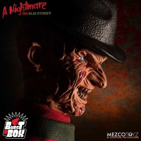 Mezcotoys A Nightmare on Elm Street: Freddy Krueger Burst-a-Box