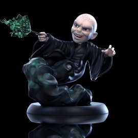 Quantum Mechanix Harry Potter: Voldemort Q-Fig