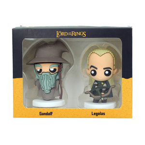 SD Toys Lord of the Rings: Gandalf and Legolas 2 Pokis Figures Set